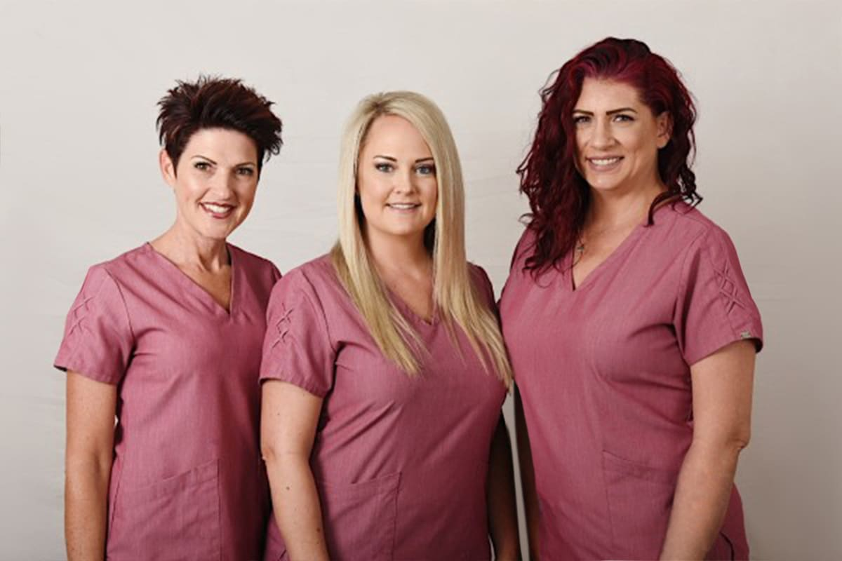 Greenfield Dental Front Office Staff
